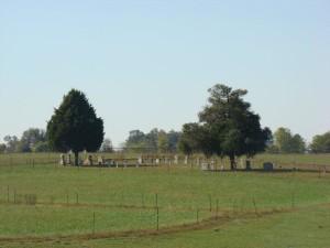 Hobdy Cemetery Sumner Co