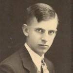 John W Powll III ca 1922