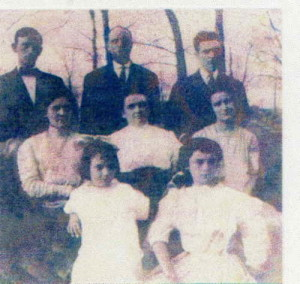 Whitelaw Family in St. Louis