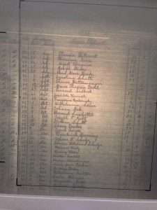 Death record for Heinrich Wirtz from St. Liborius Church in St. Louis