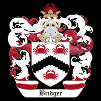 bridger family association crest
